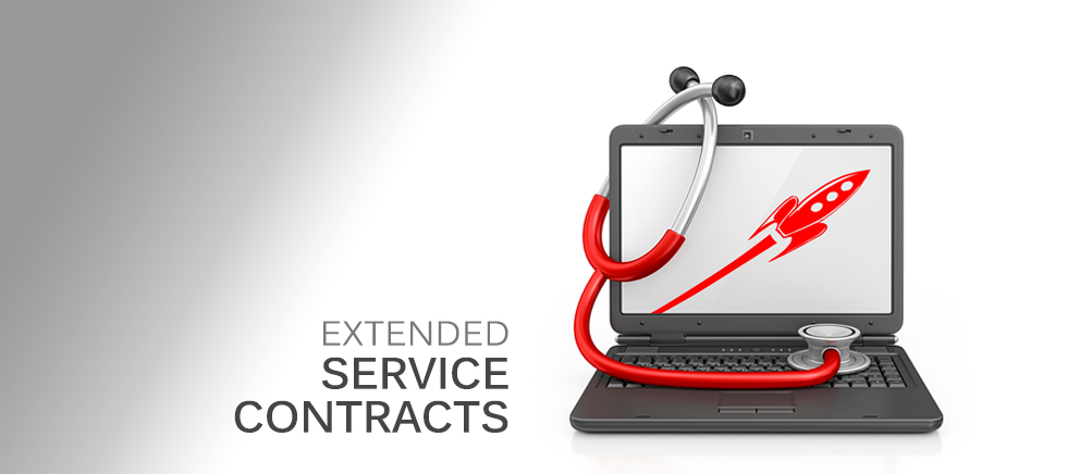 Extended Service Contracts Header